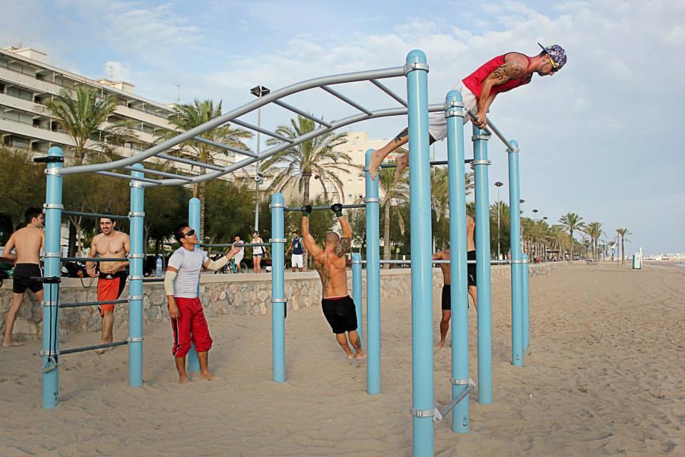 street fitnes bg new