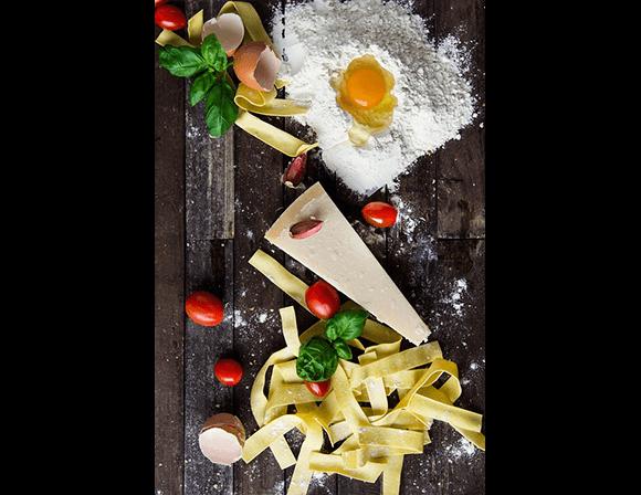 Кухнята на Италия отражава в себе си хилядолетните културни традиции на страната.