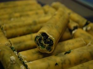 В италианската кухня е характерно използването на свежи сезонни съставки.