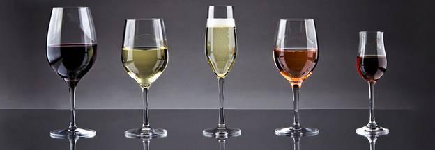 Пазара на вина и кристални чаши за вино е изключително разнообразен